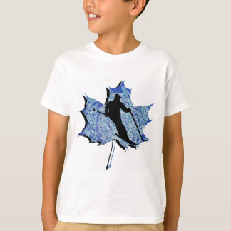 SKI LEAF DREAM T-Shirt