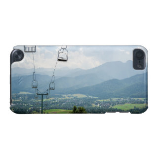 Ski Lift Summer Mountains Landscape iPod Touch (5th Generation) Cases