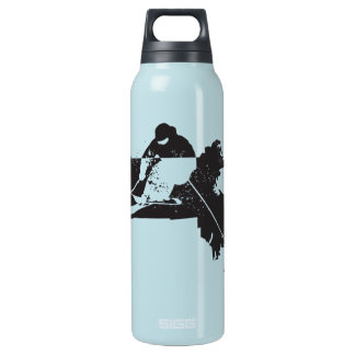 Ski Massachusetts Insulated Water Bottle