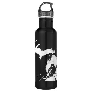 Ski Michigan 710 Ml Water Bottle