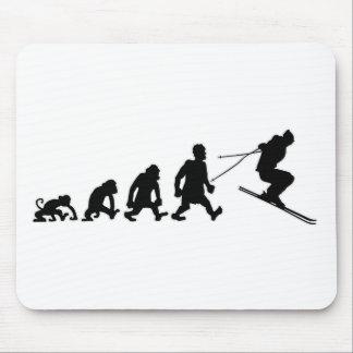 ski mousepad