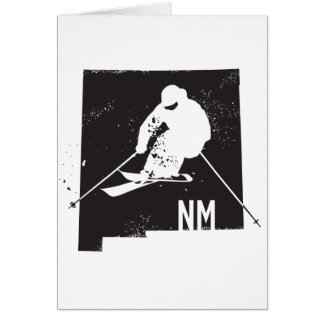 Ski New Mexico Card