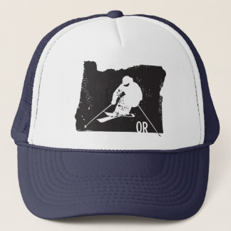 Ski Oregon Trucker Hat