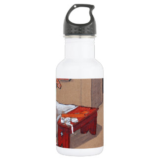SKi Patrol- If I splint this can I ski? 532 Ml Water Bottle