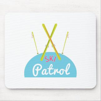 SKI Patrol Mousepad