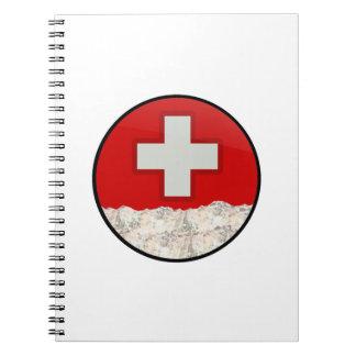 Ski Patrol Notebook