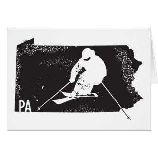 Ski Pennsylvania Card