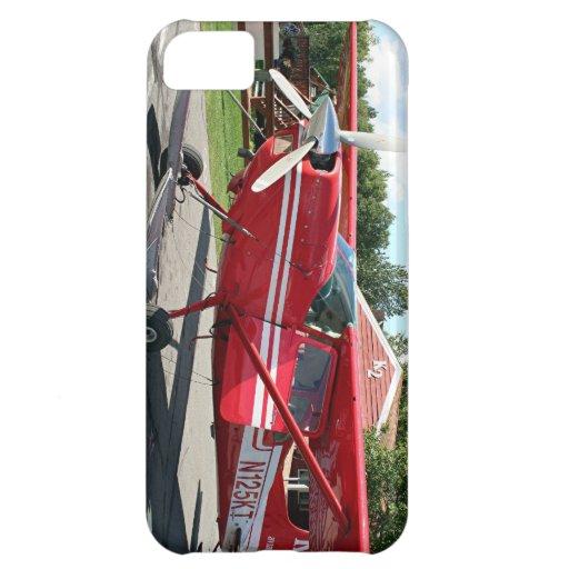 Ski plane case for iPhone 5C