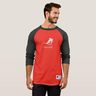 Ski. Skiing. Downhill. Alpine T-Shirt