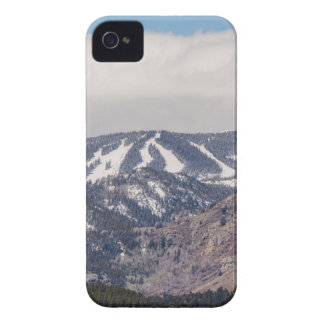 Ski Slope Dreaming iPhone 4 Case-Mate Case