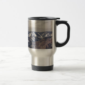 Ski Slope Dreaming Travel Mug