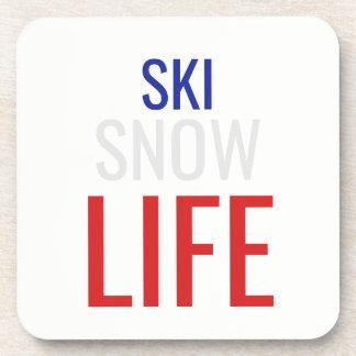 Ski, Snow, Life Coaster