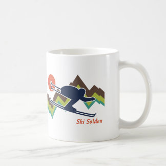 Ski Solden Coffee Mug