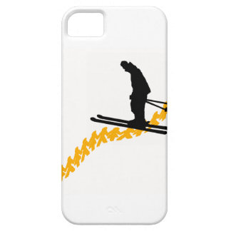 Ski the People Barely There iPhone 5 Case