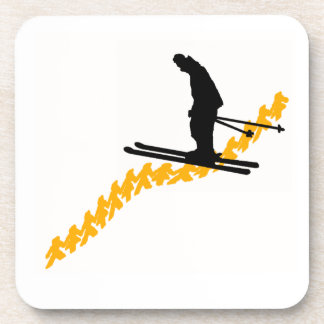 Ski the People Coaster