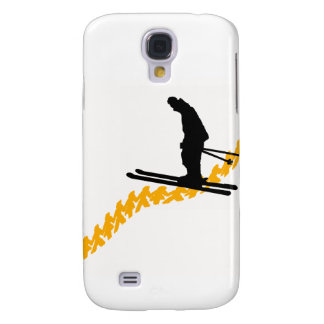 Ski the People Galaxy S4 Cover