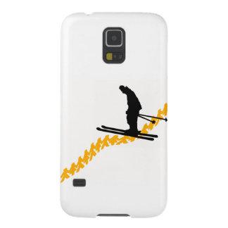Ski the People Galaxy S5 Case