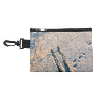 Ski track accessories bag