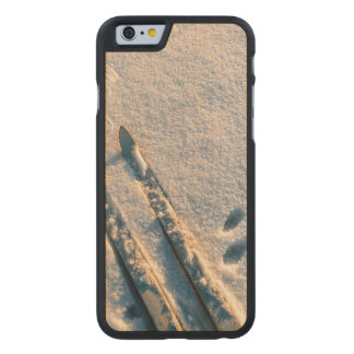 Ski track carved® maple iPhone 6 case