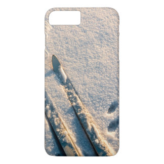 Ski track iPhone 7 plus case