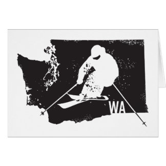 Ski Washington Card