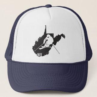 Ski West Virginia Trucker Hat