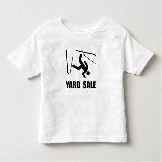 Ski Yard Sale Toddler T-Shirt