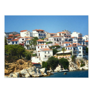 Skiathos, Greece Personalized Invite