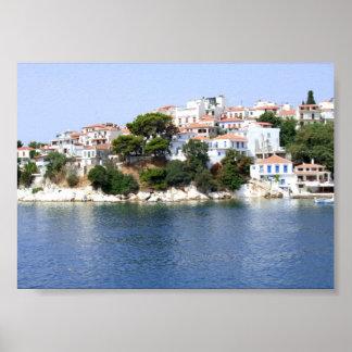 Skiathos Island, Greece Poster