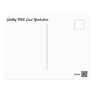 Skidby Mill Postcard