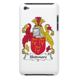 Skidmore Family Crest iPod Touch Case-Mate Case