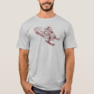 Skidoo Renegade 2011 T-Shirt
