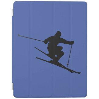 Skier iPad Cover
