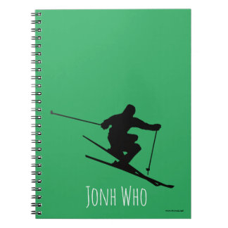 Skier Notebooks