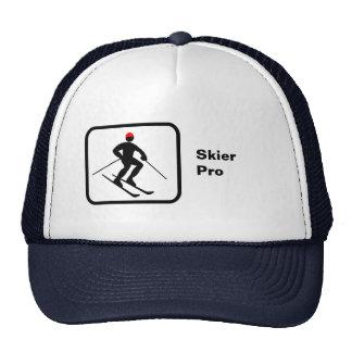 Skier Pro Cap