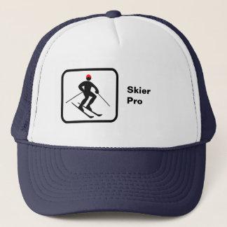 Skier Pro Trucker Hat
