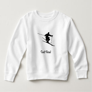 Skier Sweatshirt
