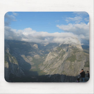 Skies of Yosemite Mouse Pad