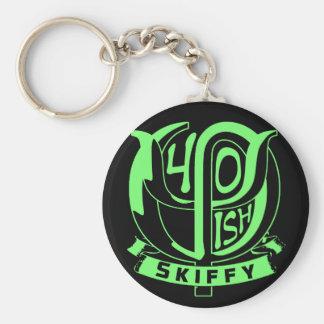 Skiffy 40th Reunion Keychains
