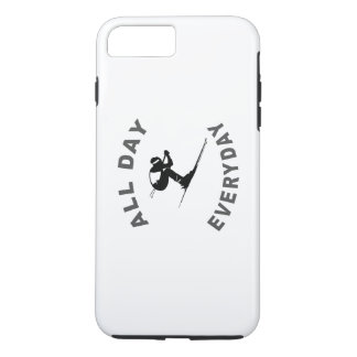 Skiing All Day Everyday R iPhone 7 Plus Case