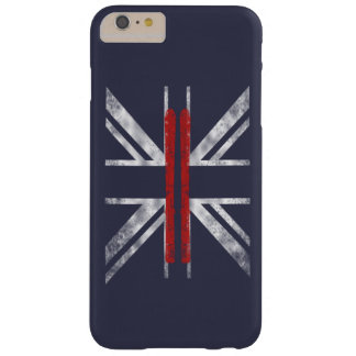 SKIING FLAG BARELY THERE iPhone 6 PLUS CASE