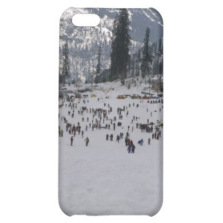 Skiing Holidays iPhone 5C Cases