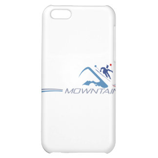 Skiing Cover For iPhone 5C