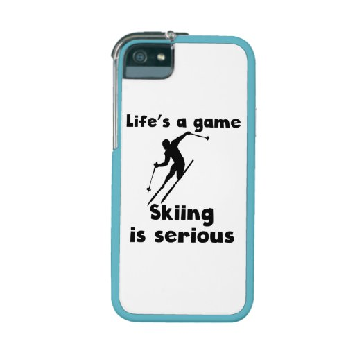 Skiing Is Serious Case For iPhone 5