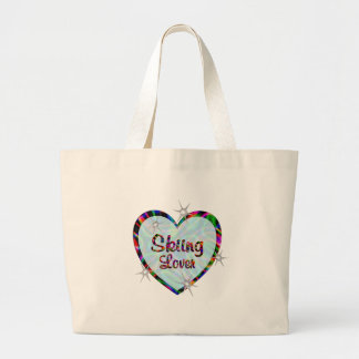 Skiing Lover Bags