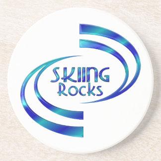 Skiing Rocks Coaster