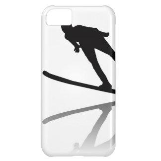 skiing ski resort ski korea ski cartoon water ski iPhone 5C cases