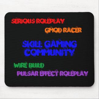 Skill Gaming Mousepad