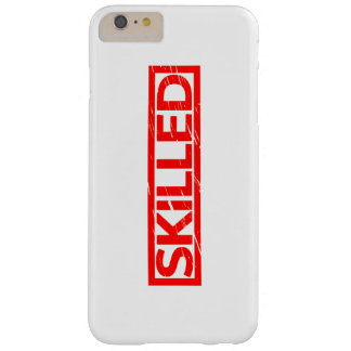 Skilled Stamp Barely There iPhone 6 Plus Case