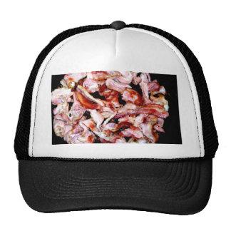 Skillet Full Of Bacon Mesh Hat